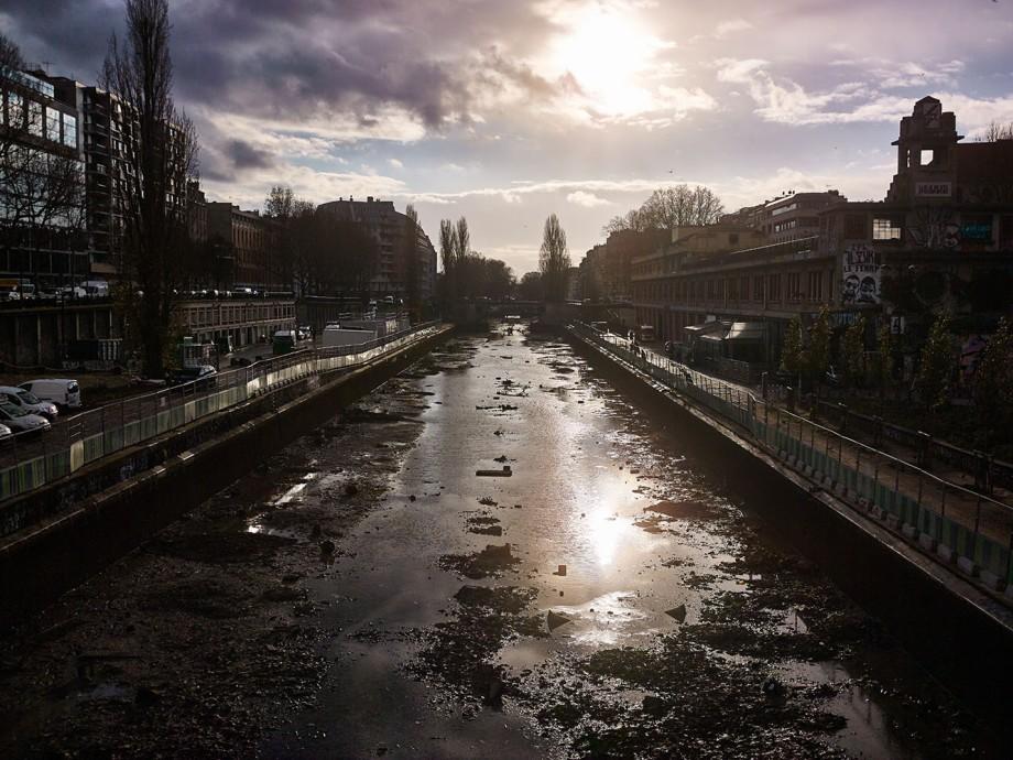 Les puces du canal